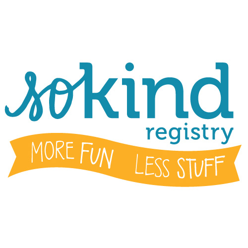 Sokind Registry More Fun Less Stuff